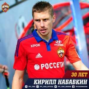 Кирилл Набабкин