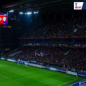 ЦСКА - терек - 3:0
