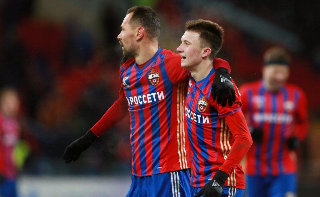 Игнашевич и Головин
