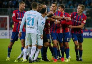ЦСКА против всех