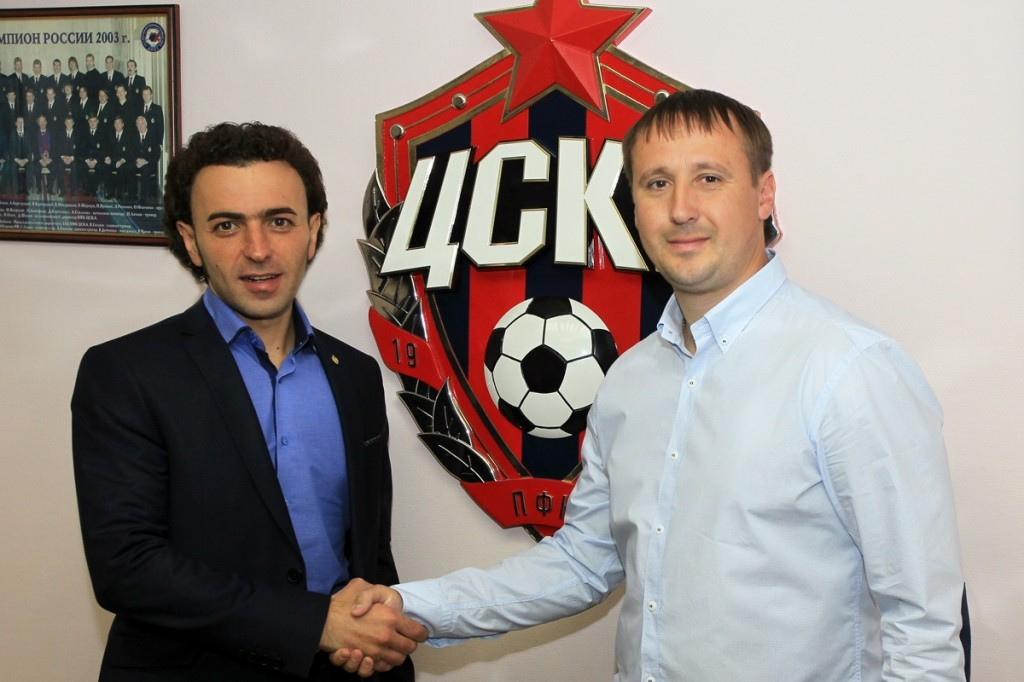 vvk10586 - Андрей Аксёнов возглавил молодёжную команду