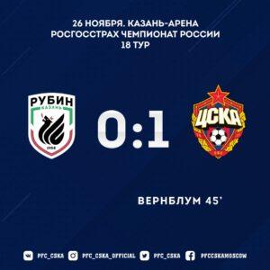 DPj1470WsAAocs5 1 300x300 - Обзор матча: Рубин – ПФК ЦСКА – 0:1