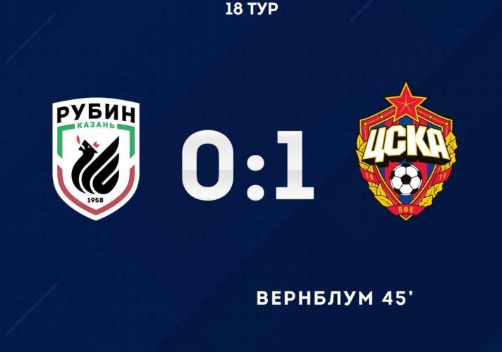 DPj1470WsAAocs5 1 712x500 - Обзор матча: Рубин – ПФК ЦСКА – 0:1