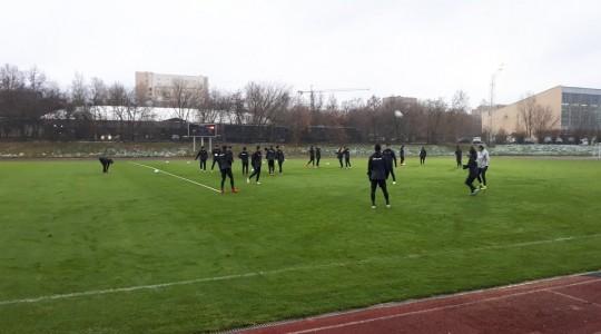 dpj icnwsaigerr - Армейцы завершили подготовку к домашней игре с Бенфикой