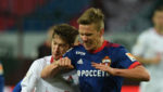 Вернблум забил 5 голов в 6 последних матчах за ЦСКА