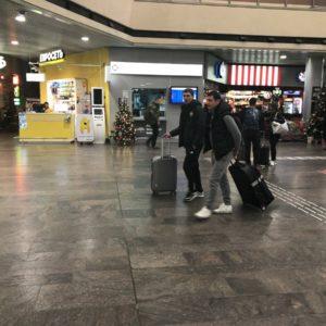 DTJxSpXWsAA3JBP 300x300 - Игроки ЦСКА вышли из отпуска и отправились на сбор в Испанию