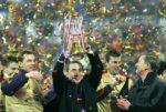 С Гинером за 17 лет ЦСКА выйграл 20 трофеев