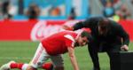 Слуцкий: «Скорее всего, чемпионат мира для Дзагоева закончился»