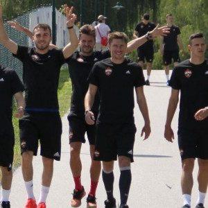 команда ЦСКА