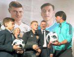 Сборная Германии будет спонсировать молодежную команду ЦСКА