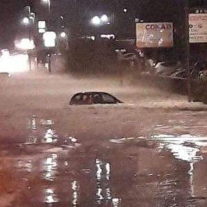 в Риме наводнение