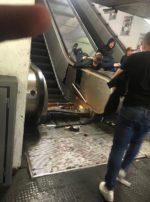 Из больницы Рима выписан еще один пострадавший в метро болельщик ЦСКА