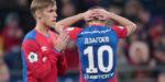 Дзагоев не тренируется с командой в преддверии матча с «Ромой»