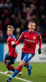 Чалов: В игре с Зенитом ЦСКА повезло больше, чем в матче с Ромой
