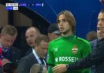 В ЦСКА шутят, что Кырнацу можно заканчивать после игры с Реалом