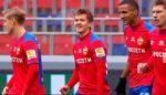 Обляков забил мяч Оренбургу. Это его дебютный гол за ЦСКА