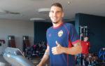 Звонимир Шарлия тренируется с ЦСКА в Австрии