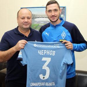Никита Чернов