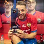 Олич рассказал, будет ли настаивать, чтобы Влашич остался в ЦСКА