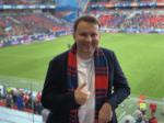 Председатель совета директоров ЦСКА Максим Орешкин заразился коронавирусом
