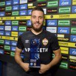 Влашич признан лучшим игроком матча Оренбург — ПФК ЦСКА