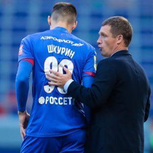 Илья Шкурин и Виктор Гончаренко
