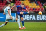 ПФК ЦСКА играет 0:0 с Динамо Загреб во 2 туре ЛЕ