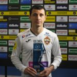 Дзагоев стал лучшим игроком матча Ротор — ЦСКА
