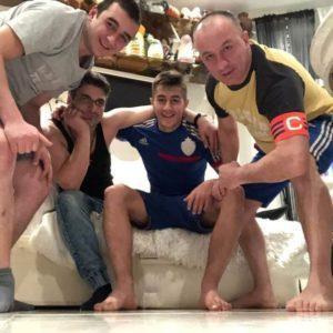 Семья Марадишвили
