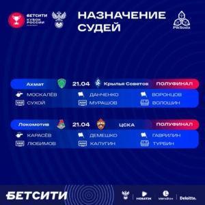 кубок России Локо - ЦСКА
