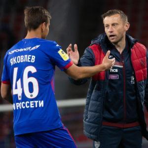 Яковлев и Олич