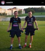 Набабкин и Дзагоев посмеялись над отсутствием контрактов с ЦСКА