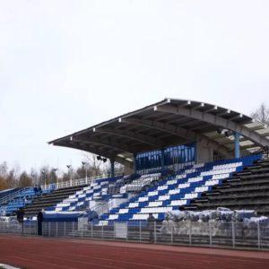 стадион Зенита из Ижевска