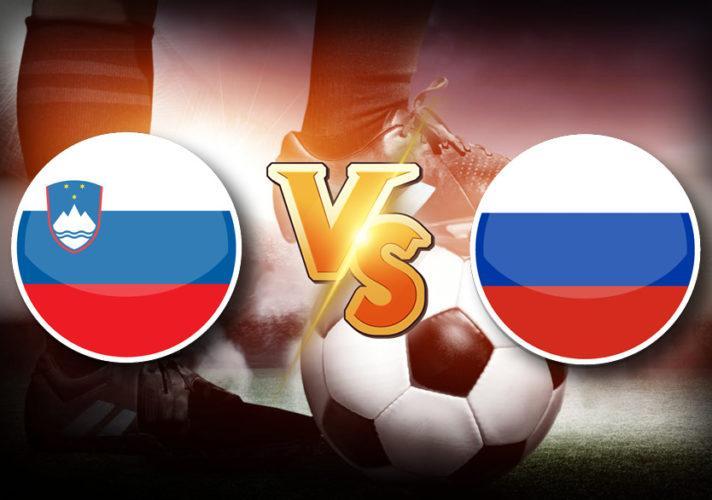 Словения - Россия